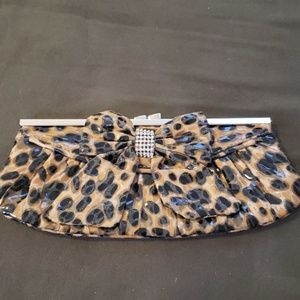 Handbags - Leopard print clutch